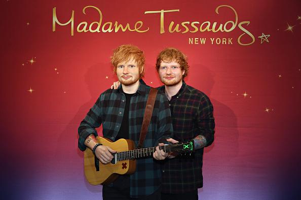 Wax「Madame Tussauds New York And Ed Sheeran Debut Never Before Seen Wax Figure Of Music Superstar」:写真・画像(14)[壁紙.com]