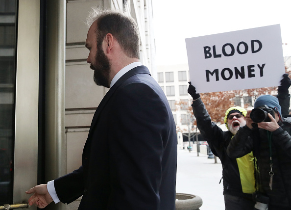 Incidental People「Former Trump Official Rick Gates To Plead Guilty In Charges Related To Mueller's Russia Investigation」:写真・画像(18)[壁紙.com]