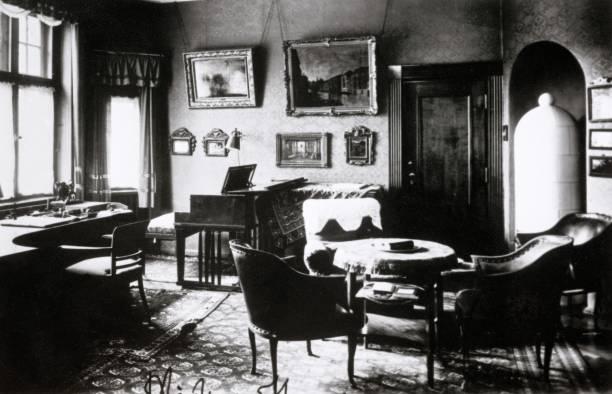 Richard Strauss' study:ニュース(壁紙.com)