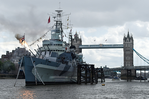 HMS Belfast「IWM Marks The 75th Anniversary Of The D-Day Landings」:写真・画像(14)[壁紙.com]
