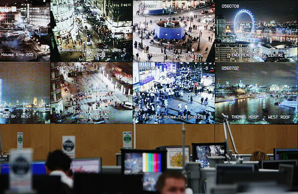 Surveillance「Security Heightened As London Prepares for New Year」:写真・画像(16)[壁紙.com]