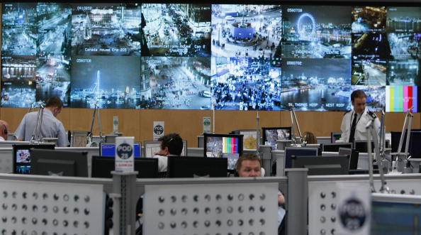 Surveillance「Security Heightened As London Prepares for New Year」:写真・画像(5)[壁紙.com]