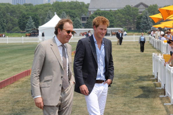 Stephen Lovekin「Prince Harry Competes In The 3rd Annual Veuve Clicquot Polo Classic」:写真・画像(16)[壁紙.com]