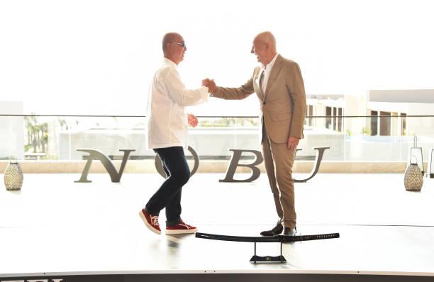 Nobu Los Cabos Official Hotel Launch & Sake Ceremony:ニュース(壁紙.com)