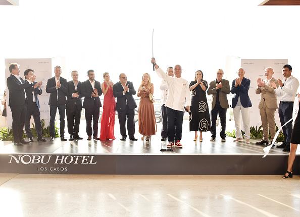 Baja California Peninsula「Nobu Los Cabos Official Hotel Launch & Sake Ceremony」:写真・画像(6)[壁紙.com]