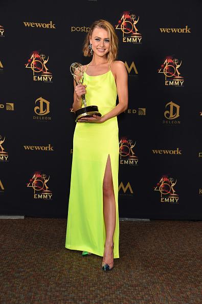 Maxi Dress「46th Annual Daytime Emmy Awards - Press Room」:写真・画像(17)[壁紙.com]