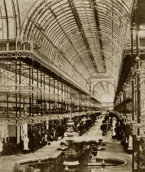 Architectural Feature「Crystal Palace」:写真・画像(18)[壁紙.com]
