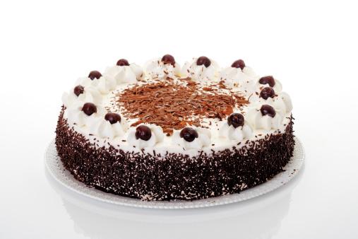 Flan Tart「Black Forest Cake」:スマホ壁紙(12)