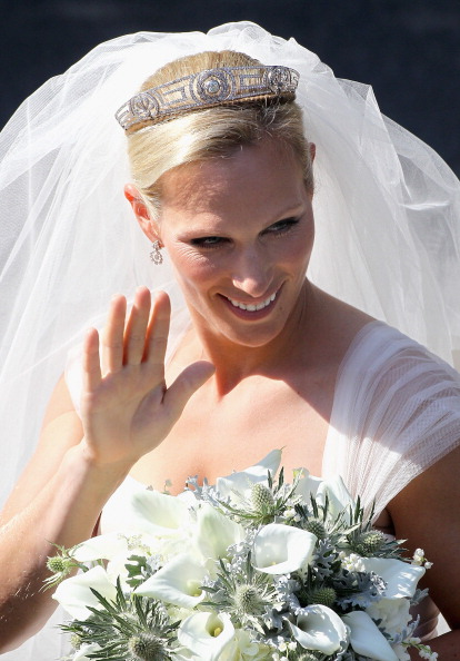 Bouquet「Zara Phillips Marries Mike Tindall In Edinburgh」:写真・画像(15)[壁紙.com]