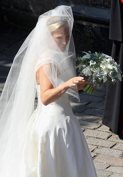 Bouquet「Zara Phillips Marries Mike Tindall In Edinburgh」:写真・画像(2)[壁紙.com]