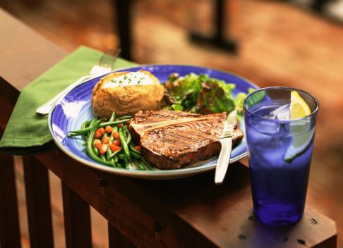 Baked Potato「Steak and vegetables」:スマホ壁紙(17)