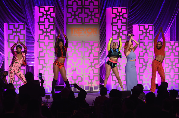 Condiment「The Trevor Project TrevorLIVE NYC 2018 - Show」:写真・画像(19)[壁紙.com]