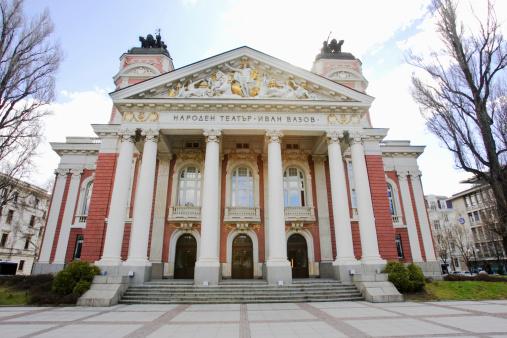 Bulgaria「Bulgaria, Sofia, Ivan-Vasov National Theatre」:スマホ壁紙(19)