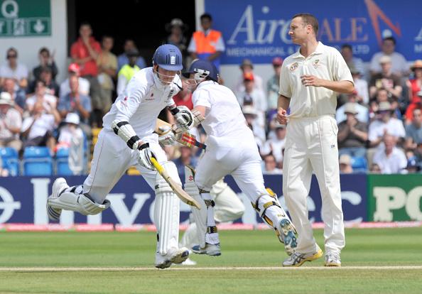 Wide「Cricket Test Match England v Australia at Headingley Stadium Leeds 2009」:写真・画像(8)[壁紙.com]