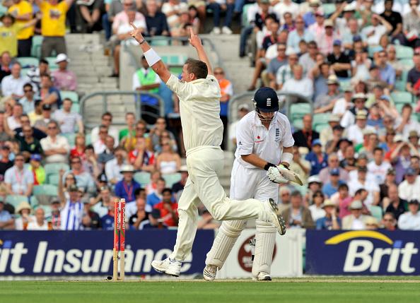 Ian Bell「Cricket Test Match England v Australia at the Oval London  2009」:写真・画像(9)[壁紙.com]
