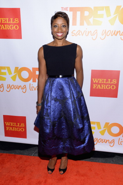 "Black Shoe「The Trevor Project's 2014 ""TrevorLIVE NY"" Event - Arrivals」:写真・画像(19)[壁紙.com]"