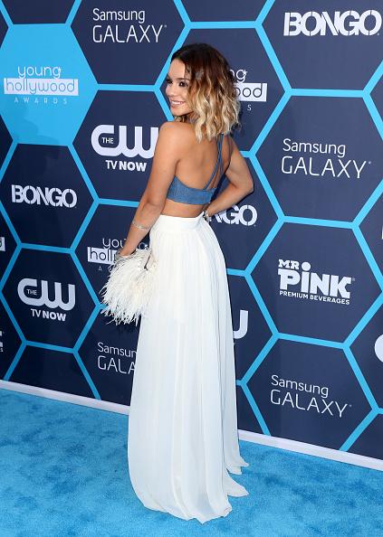 ヴァネッサ・ハジェンズ「2014 Young Hollywood Awards Brought To You By Samsung Galaxy - Arrivals」:写真・画像(10)[壁紙.com]