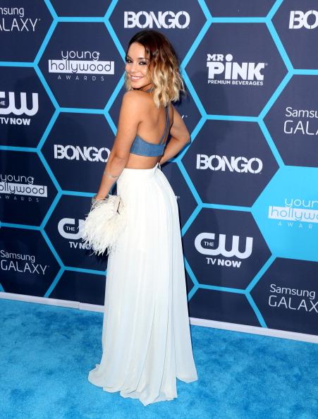 ヴァネッサ・ハジェンズ「2014 Young Hollywood Awards Brought To You By Samsung Galaxy - Arrivals」:写真・画像(5)[壁紙.com]