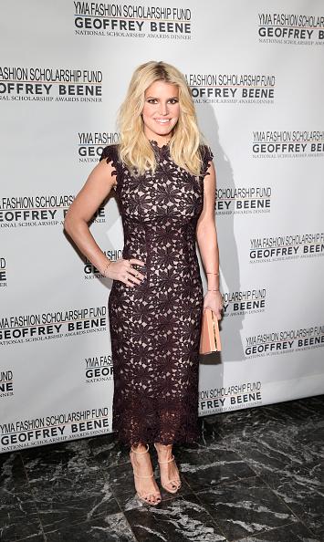 Jessica Simpson「YMA Fashion Scholarship Fund Geoffrey Beene National Scholarship Awards Gala」:写真・画像(18)[壁紙.com]