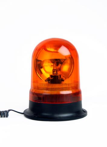 Emergency Light「Red Emergency Light」:スマホ壁紙(19)