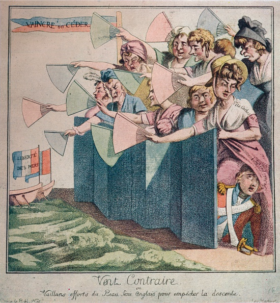 気球「'Vent Contraire', c19th century. Artist: Unknown.」:写真・画像(8)[壁紙.com]