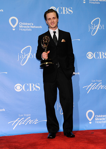 David Becker「38th Annual Daytime Entertainment Emmy Awards - Press Room」:写真・画像(14)[壁紙.com]