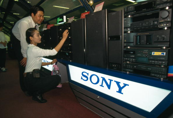 Electrical Equipment「Sony Sound Systems」:写真・画像(0)[壁紙.com]