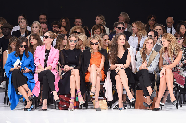 Alexia Niedzielski「Christian Dior : Front Row - Paris Fashion Week Womenswear Spring/Summer 2015」:写真・画像(17)[壁紙.com]