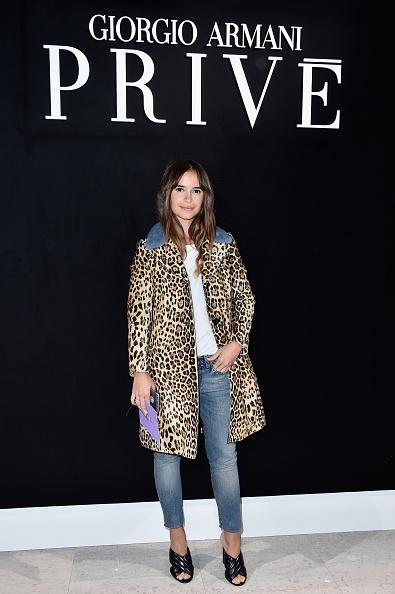 セレブリティ「Giorgio Armani Prive : Front Row - Paris Fashion Week - Haute Couture Spring Summer 2016」:写真・画像(13)[壁紙.com]