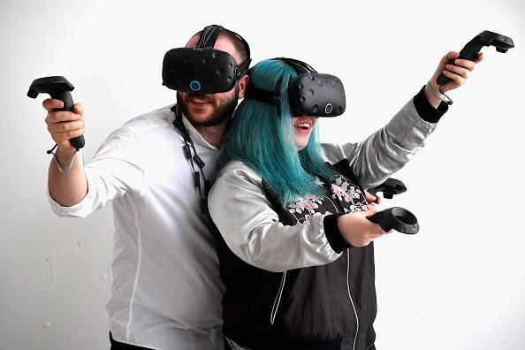科学技術「A Preview Of Scotland's First Virtual Reality Arcade」:写真・画像(5)[壁紙.com]