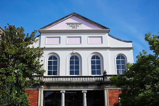 Methodist「Historic Methodist Church in Tiverton」:スマホ壁紙(12)
