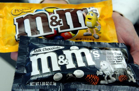 Candy「M&M's Get A New Look」:写真・画像(4)[壁紙.com]