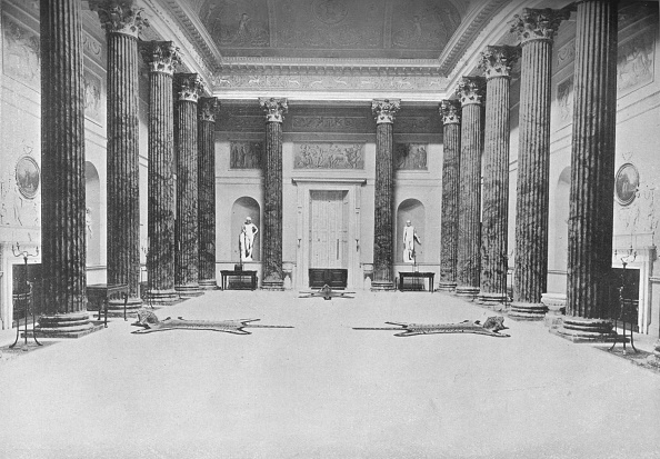 Classical Style「'Kedleston, Derby - The Rev. The Lord Scarsdale', 1910」:写真・画像(12)[壁紙.com]