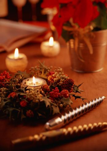 花「Candle」:スマホ壁紙(5)