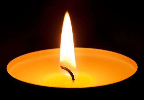 Spirituality「Candle」:スマホ壁紙(12)