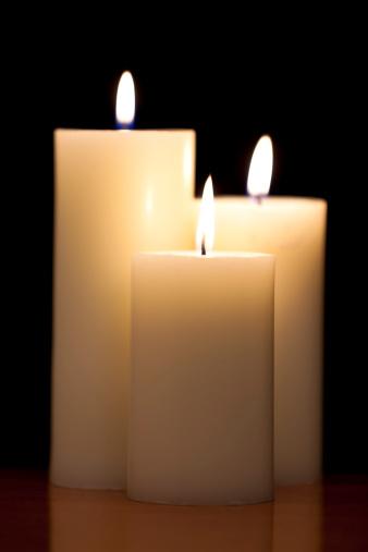 Solitude「Candle」:スマホ壁紙(6)
