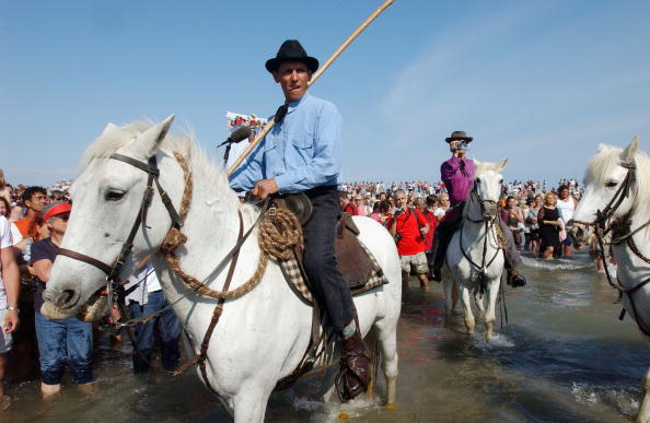 Camargue「Gypsies Celebrate The Procession To the Sea」:写真・画像(18)[壁紙.com]