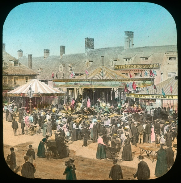 Hand Colored「Witney Fair」:写真・画像(11)[壁紙.com]