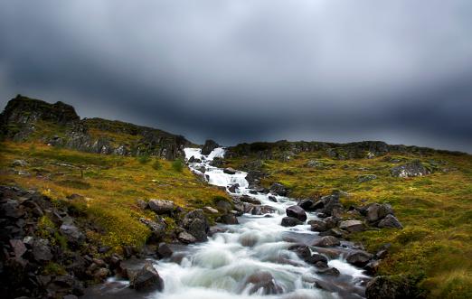 Rock Music「Eastern Iceland landscape」:スマホ壁紙(19)