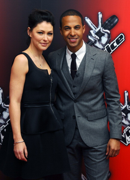 "Anthony Harvey「""The Voice UK"" - Red Carpet Launch」:写真・画像(10)[壁紙.com]"