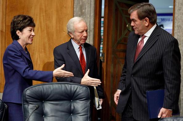 Tom Ridge「Tom Ridge Testifies Before Senate On Policy Czars」:写真・画像(0)[壁紙.com]
