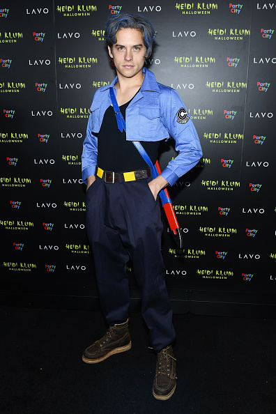 Celebrities「Heidi Klum's 19th Annual Halloween Party Presented By Party City And SVEDKA Vodka At LAVO New York - Arrivals」:写真・画像(2)[壁紙.com]