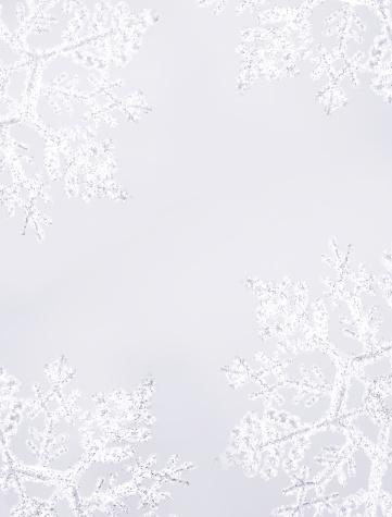 雪の結晶「Snowflakes」:スマホ壁紙(17)