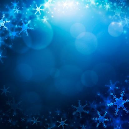 雪の結晶「結晶の背景」:スマホ壁紙(1)