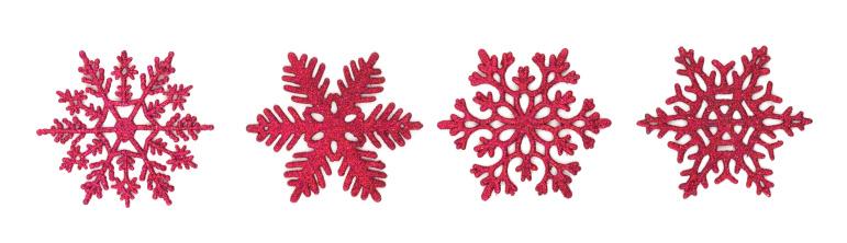 ラメグリッター「雪の結晶」:スマホ壁紙(5)