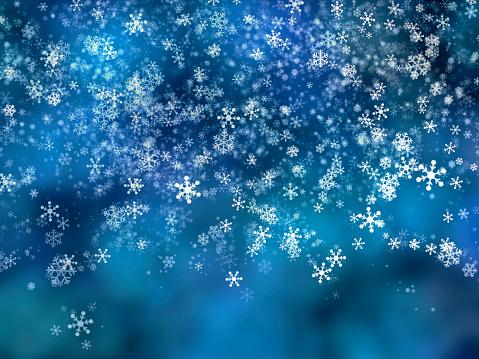 雪の結晶「falling (結晶の XXXL」:スマホ壁紙(2)