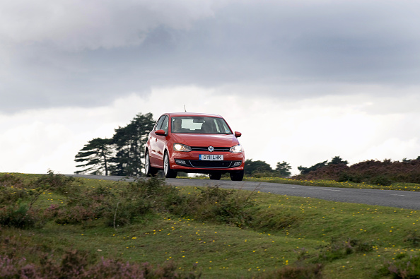Country Road「2011 Volkswagen Polo SEL 1」:写真・画像(6)[壁紙.com]
