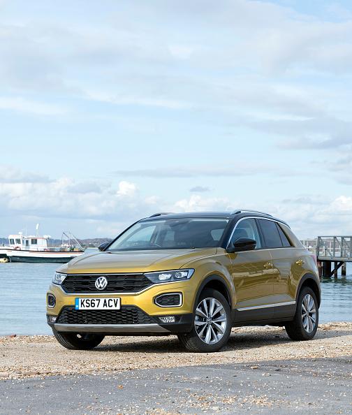 Finance and Economy「2017 Volkswagen T-Roc.」:写真・画像(5)[壁紙.com]