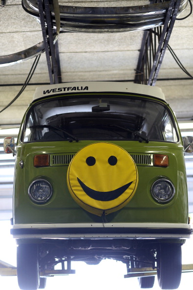 Pompano Beach「Production Of Iconic Volkswagen Van Comes To End This Month」:写真・画像(3)[壁紙.com]