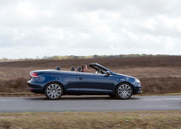 Profile View「2011 Volkswagen EOS 2」:写真・画像(18)[壁紙.com]